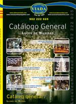Catálogo de luces e iluminaciones de navidad